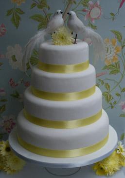 Wedding Cakes Glasgow Scotland Edinburgh